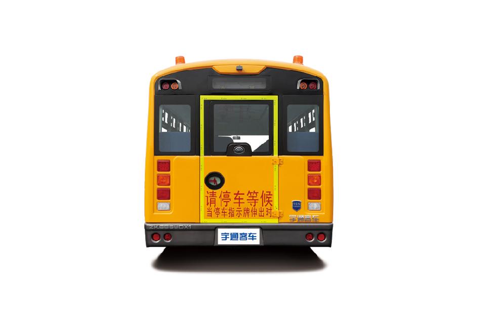 宇通47座幼儿园校车ZK6859DX