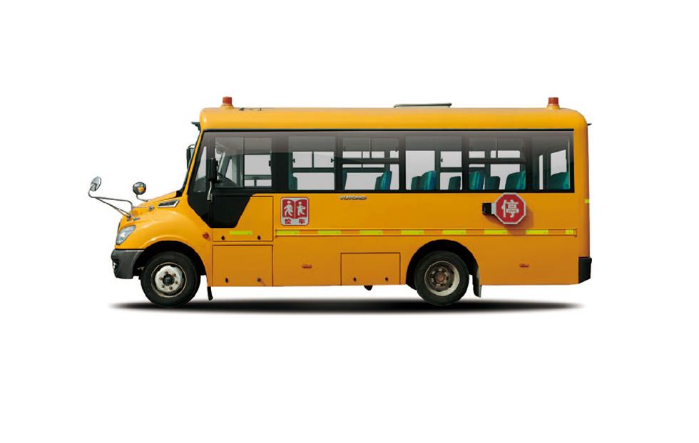 宇通19座小学生专用校车ZK6609DX